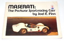 Maserati - The Postwar Sports Racing Cars (Finn 1977)
